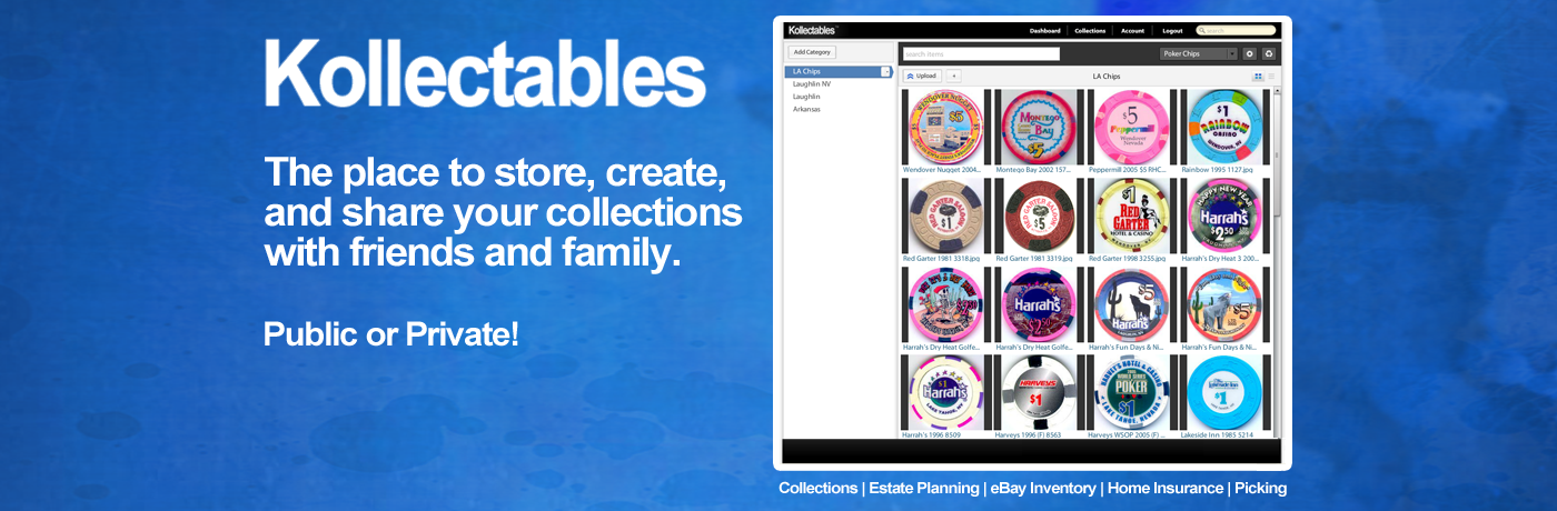 Home Page Kollectables