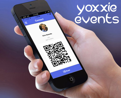 Yoxxie Mobile Event App