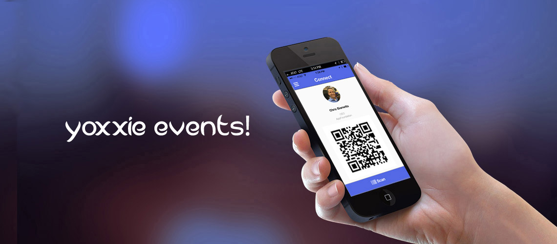 Yoxxie Events Mobile Event App